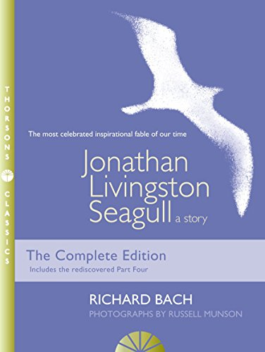 Jonathan Livingston Seagull: A story by Richard Bach (Illustrated, 29 Jan 2015) Paperback