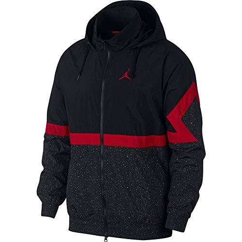 Nike AR3242 010 Jordan Diamond Cement Jacke Schwarz