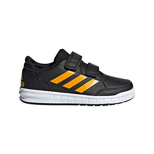 adidas Altasport CF K, Zapatillas de Running Unisex Niños, Multicolor (Core Black/Active Gold/FTWR White G27087), 28 EU