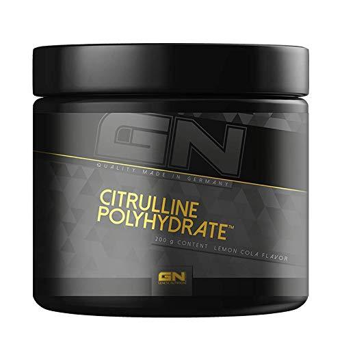 GN Laboratories Citrulline Polyhydrate Booster Trainingsbooster Aminosäure Bodybuilding 200g - Orange