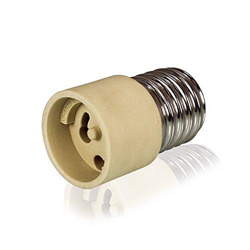 Casquillo adaptador de cerámica para bombillas (E40/PGZ18)