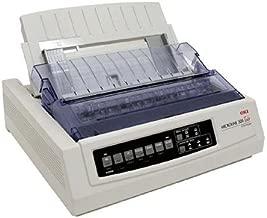 $674 » OKI Data Microline 320 Turbo Serial Dot Matrix Printer, 435 cps, 240x216dpi, Serial/Parallel/USB, 120V