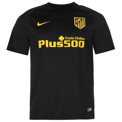 Nike 808524-011 Camiseta Atlético de Madrid, Hombre, rojiblanco, L