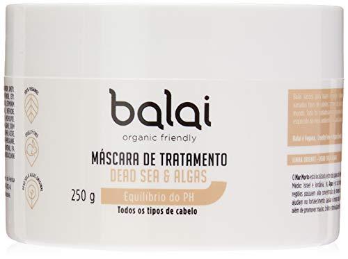 Máscara de Tratamento Equilibrio do Ph Balai Organic Friendly - 250Gr