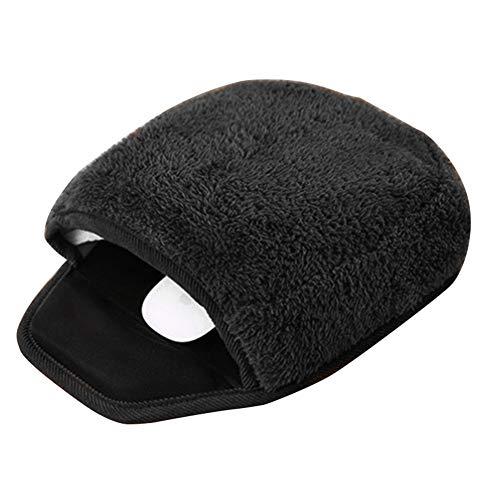 Fanville USB Handwärmer Mauspad Bequemes, beheiztes Mauspad mit Handgelenkschutz. Halten Sie Ihre Hände warm. Neu