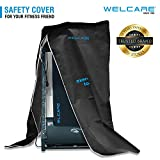 WELCARE Treadmill Cover, Running Machine Protective Folding Cover, Water Proof