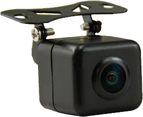 BOYO VISION VTB100TJ - Universal Mount Backup Camera with Active Parking Lines, BLACK