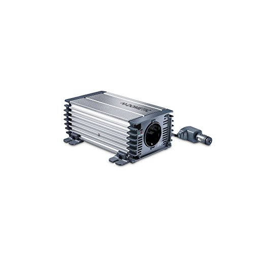 DOMETIC PerfectPower PP 154, Sinus-Wechselrichter, Auto Spannungswandler 24 V auf 230 V, Überspannungsschutz, 150 W, mobile Steckdose, Inverter