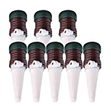 JUSHACHENGTA 8 Pack Automatic Plant Waterers, Plant...