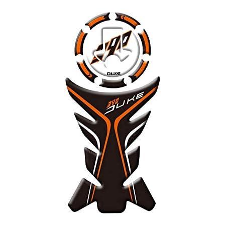3D D.u.k.e Sticker Motorcycle Tank Pad Protector Stickers Moto Decals Case For K.T.M D.u.k.e 125 200 390 690 990 1290 Pegatinas Moto