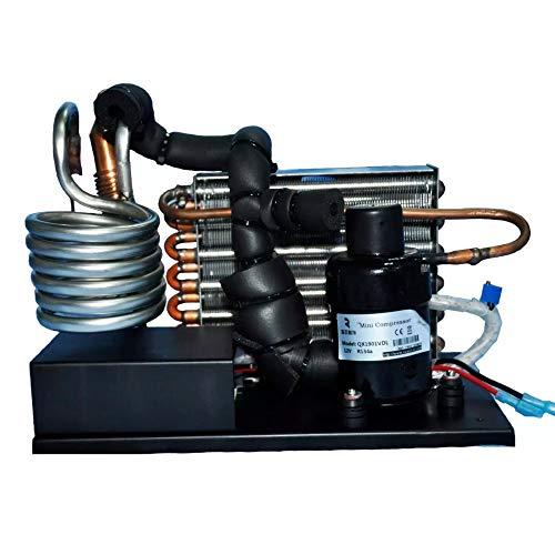 Unité de réfrigération compacte DV1930E-S (48V) / DV1920E-S (24V) / DV1910E-S (12V) (Style : DV1930E-S (48V))