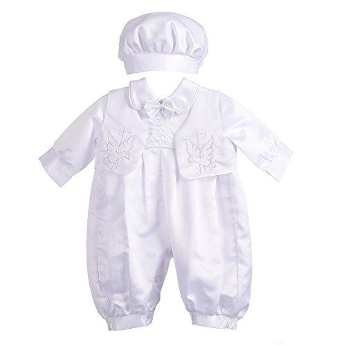 Recopilación de Ropa de bautizo para Bebé del mes. 10