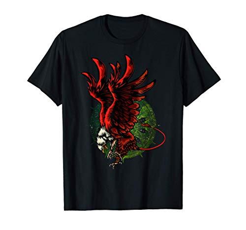Griffin Dioses y Monstruos de la Antigua Mitología Griega Camiseta