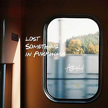 LOST SOMETHING IN FUKUSHIMA
