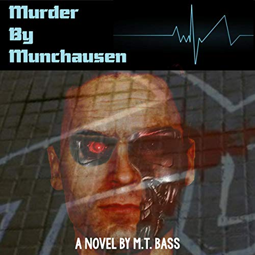 Murder by Munchausen audiobook cover art