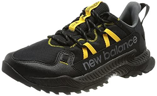 New Balance MTSHAV1, Chaussure de Trail Homme, Black,...