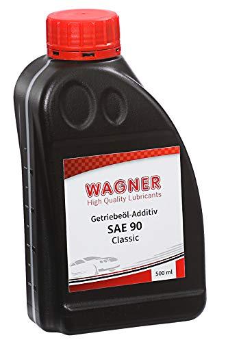 WAGNER Getriebeöl-Additiv SAE 90 Classic für Schaltgetriebe und Differentiale- 011500 - 500 ml