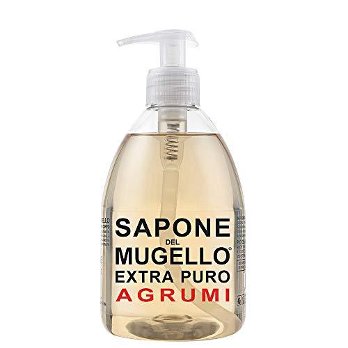Sapone Extra Puro Agrumi SAPONE DEL MUGELLO Sapone Unisex 500 ml Dispenser