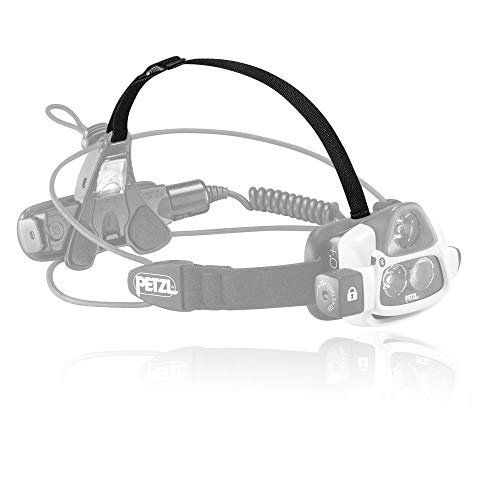 PETZL Nao+ Lampe Frontale Mixte Adulte, Blanc