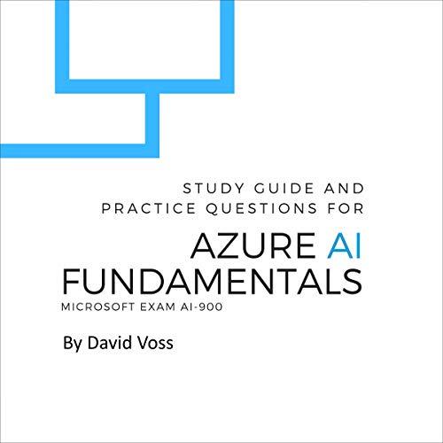 Azure AI Fundamentals cover art