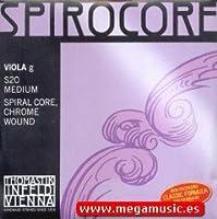 CUERDA VIOLA - Thomastik (Spirocore/S20) (Cromo) 3ェ Medium Viola 4/4