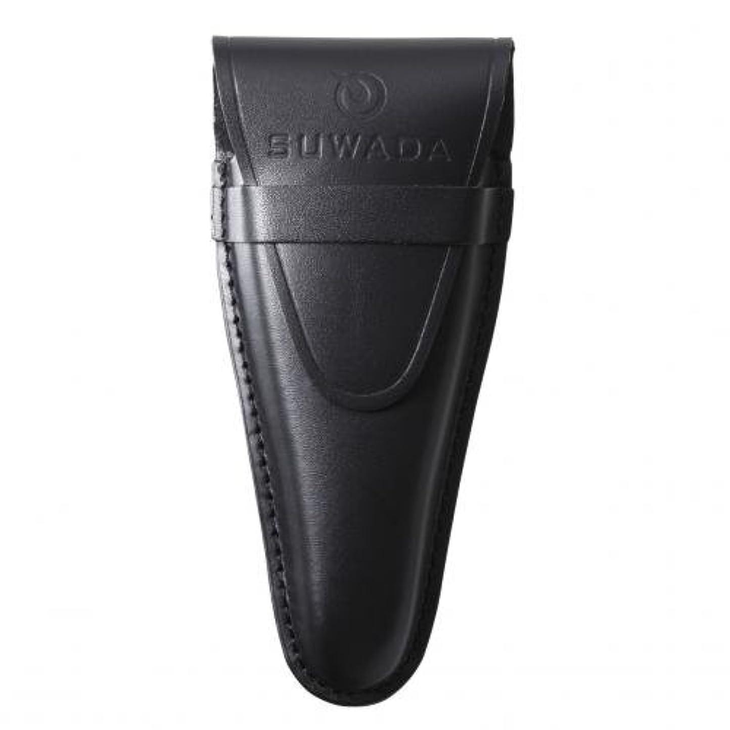 カテナ信者によると【SUWADA】 爪切り用本革ケースクラシックL用 色=ブラック