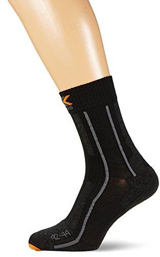 X-Socks Trekking Merino Light Calza, Uomo, Nero (Black), 35/38