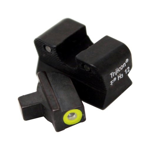 Trijicon HD Front Outline Night Sight Set for Colt 1911 Cut, Yellow
