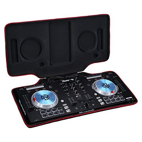 Aproca Hart Schutz Hülle Reise Tragen Etui Tasche für Numark Mixtrack Pro 3 All-In-One 2-Deck DJ Controller