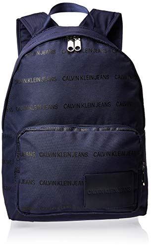 Calvin Klein Sp Essential Campus Bp 45 - Borse a spalla Uomo, Blu (Navy), 1x1x1 cm (W x H L)