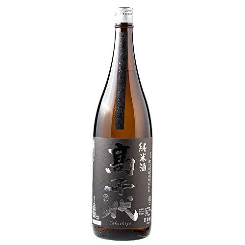 高千代 純米酒 新潟県内限定品 1800ml