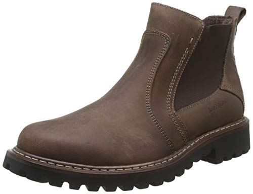 Josef Seibel Herren Chance 43 Chelsea Boots, Braun (Moro Ma66 330), 43 EU