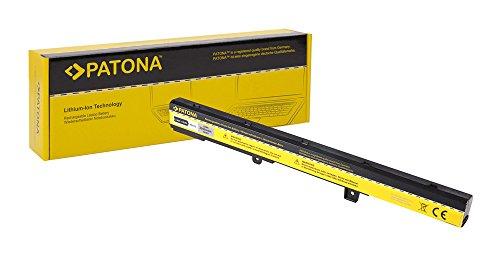 PATONA laptop batterij voor Asus A41 | D550 | X451 | X451C | X451CA | X45li9c | X551 | X551C | X551CA-0051A2117U | X551CA-DH21 | X551CA-SX024H | X551CA-SX029H - [Li-ion; 2200 mAh; zwart]