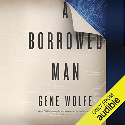 A Borrowed Man audiobook cover art