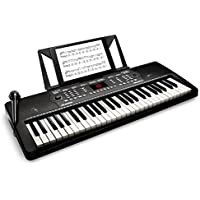 Alesis Melody 54-Key Electric Keyboard Piano with Speakers