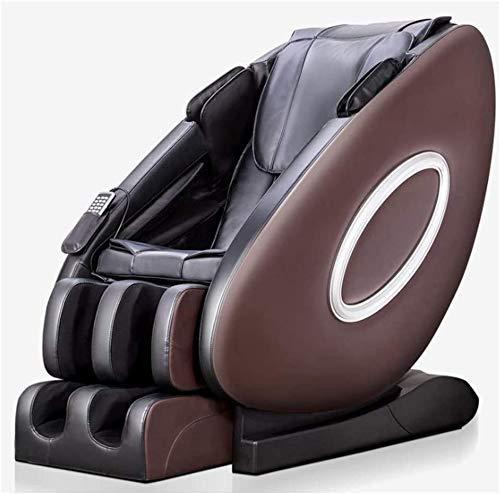RTTRY Silla Sillón de Masaje Inicio Gravedad Cero de Cuerpo Entero Sofá Silla Inteligente Multifuncional Varias sillas