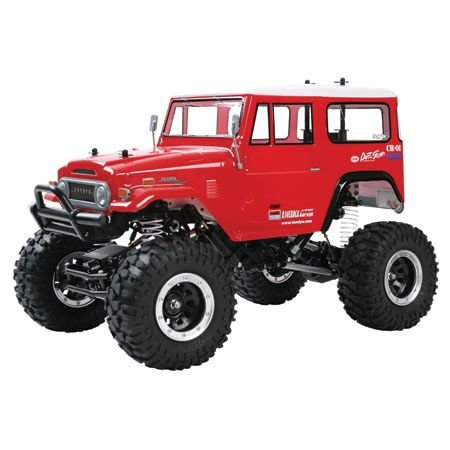 RC Auto kaufen Monstertruck Bild: TAMIYA 300058405 - Toyota Land Cruiser 40, ferngesteuertes Offroad Fahrzeug, 1:10, Elektromotor, Bausatz*