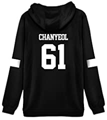Material:cotton and comfortable Suitable for season: spring, autumn, winter Style: Korea, EXO Inspired Varsity Jackets. Normally 7-15 working days delivery Via USPS. Choose your right size with the reference on item description below