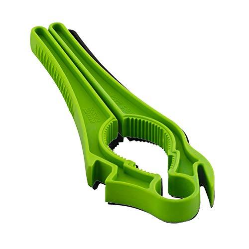 KUHN RIKON 23095 5 en 1 Swiss Multi Opener, Verde, plástico