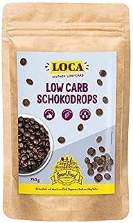 Low Carb Schokodrops 750g