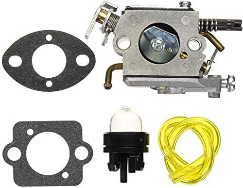FHSF Reemplazar el carburador del Motor Parte Profesional for Husqvarna 322C 323C 322L 323L 325L 235L 326L 326C 343F 343R Carburador Carburador portátil Carb Carb Kit 1026