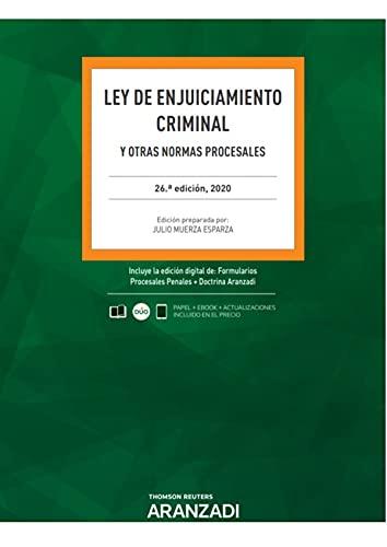 Ley de Enjuiciamiento Criminal: y otras normas procesales: 4 (Código Básico)