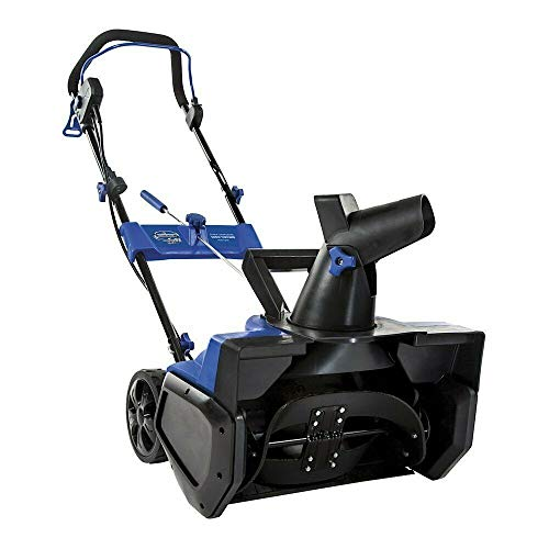 Best Prices! 21 Inch 14 Amp Electric Snow Thrower with 4 Blade Steel Auger - by goodsforsale