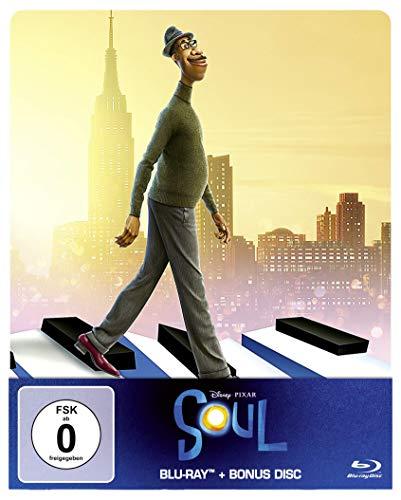 Soul (2D+Bonus Steelbook) [Blu-ray]