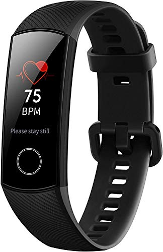 HONOR Huawei Band 4 Standard Version Sport Smartwatch & Fitness Tracker - Schwarz
