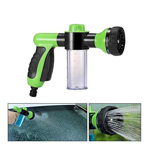 YXIAOn Multifunktions-Auto Autopflege Tragbare Hochdruck Autowäsche Auto Schaum Schaum Wasserpistole Wasserpistole Waschmaschine