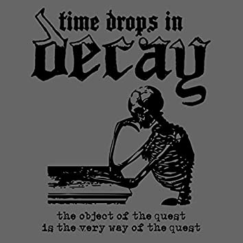 the object of the quest is the very way of the quest  (EP )