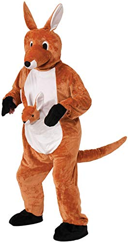 Forum Novelties, Inc Jumpin Jenny Kangaroo Mascot Fancy Dress Costume Standard