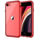 JETech Hülle Kompatibel Apple iPhone SE 2. Generation,