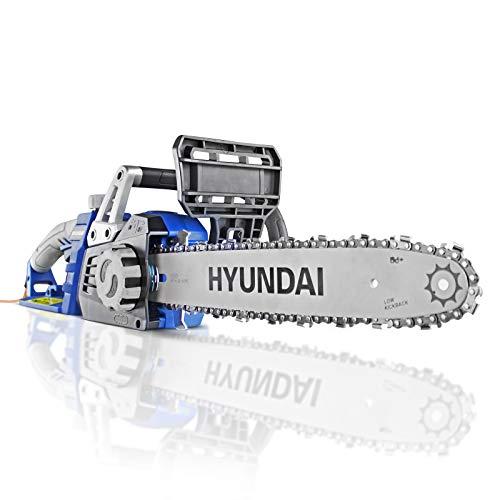 Hyundai Powerful Lightweight1600 Watt 230V Electric Chainsaw, 3 Year...